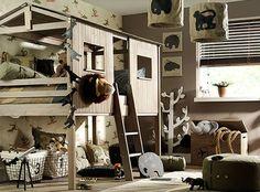 Beste afbeeldingen van jungle kamer child room bedrooms en