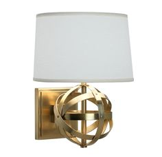 """images barbara barry  sconce - Google Search 'LUCY SCONCE"""" from Neenaslighting.com, 60 w max G 16.5 candelabra bulb  (should this be a """"C"""" rather than G type?)"""