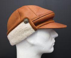 Kvalitně zpracovaná pánská čepice z ovčiny - kšiltovka přes uši - česká výroba Hats, Fashion, Moda, Hat, Fashion Styles, Fashion Illustrations, Hipster Hat