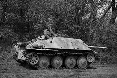 Jagdpanzer 38(t) (Sd.Kfz. 138/2) Hetzer tank destroyer | Flickr