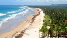 Es mejor chocar y crear mundos que ser absorbido por uno ----------------- Fot.: MOsterrieder #bahia #brasil #brazil #playa #beach #seascape #paisaje #mar #sea #oceano #ocean #olas #waves #agua #water #sudamerica #southamerica -----------------  No Horses - Garbage