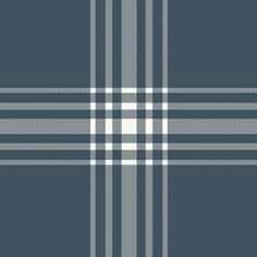 Wallpaper Plaid Print - Navy - Hearth & Hand™ with Magnolia : Target Plaid Wallpaper, Pattern Wallpaper, T Home, Home Look, Magnolia Wallpaper, Chip And Joanna Gaines, Smooth Walls, Prepasted Wallpaper, Magnolia Homes