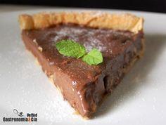 Pecado para quienes estamos a dieta... Deliciosa tarta y fácil de hacer. ¿Qué más se puede pedir?