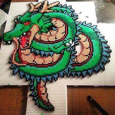 Dragon Ball hama beads by diegowop_hamawop_shop