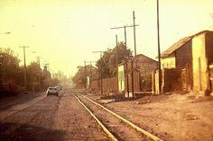 Avenida Los Carrera 1990.