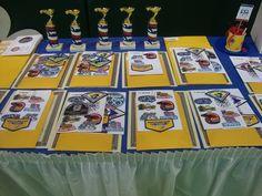 cub scout blue and gold banquet centerpieces | Cub Scouts - Blue and Gold Awards Ceremony