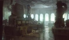 An old lab by merl1ncz on DeviantArt