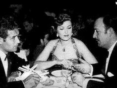 Jorge Mistral, Gloria Marín y Jorge Negrete