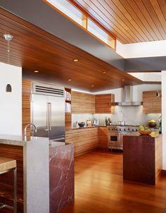 Tropical Modern House with a Garden 5