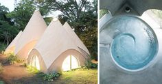 Retired Ladies Live Their Dreamlife In A Cosy Forest House Designed By A Japanese Architect | Bored Panda