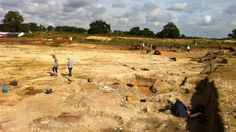 Silchester archaeological dig ends after 18 long summers.. The Hamshire site is one of Britain's longest running archaeological digs and revealed many secrets since 1997, with thousands of volunteers, students and staff from Reading University.  Focuses on the time of the Roman invasion of AD 43.