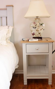 One Drawer pedestel - Bay Tree Home & Decor Tree Furniture, Nightstand, Drawers, Table, Home Decor, Decoration Home, Room Decor, Bedside Cabinet, Night Stands