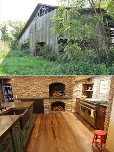 Reclaimed wood flooring from beginning to end. Reclaimed Wood Floors, Wood Flooring, Red Oak, White Oak, Types Of Hardwood Floors, Brazilian Cherry, Patio, Traditional, House Styles
