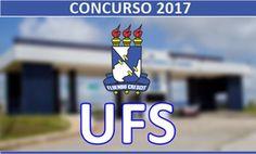 Concurso UFS 2017/2018