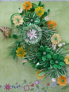 This is my hand work!Quilling by Branka Miletić!