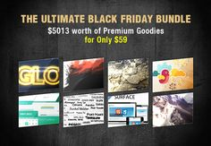 Black Friday & Cyber Monday 2014 Deals for WordPress, Design Resources, and Photographers