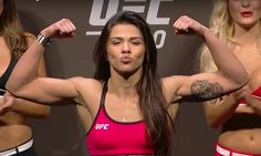 Gadelha Out Until February with Hand Injury - Today's Knockout  's looking more and more as if the UFC made the right call by calling take-backs on Claudia Gadelha's promised rematch with strawweight champion Joanna Jedrzejczyk.....