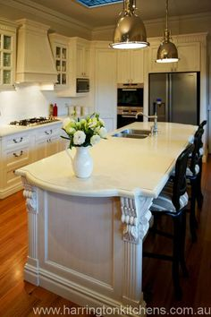 French Provincial Kitchen Gallery   Harrington Kitchens