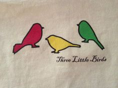 three little.birds tattoo - Google Search