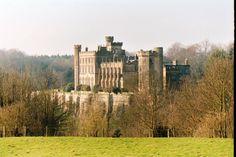 Lambton Castle, Co Durham, England