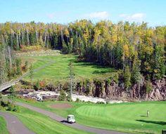 Minnesota Golf Resort - Superior National Golf Course - Lutsen