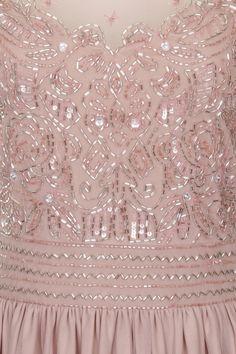 Serena embellished gem dress pink - Wedding - Dresses - Clothing (Frock and Frill £135)