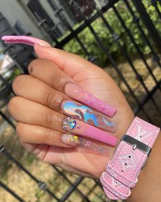 Cute Nail Art Designs, Best Acrylic Nails, Makeup Goals, Nails On Fleek, Pretty Pictures, Cute Nails, Beauty, Claws, Join