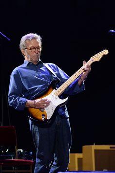 Eric Clapton at London Albert Hall May 2015