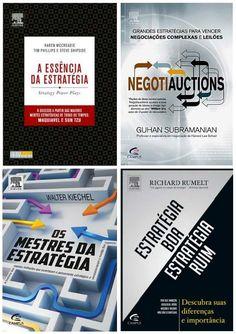Combo, Kit Estratégias de Administração - ISBN 9788535263411