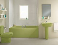 1000 images about avocado bathroom suite on pinterest for Avocado bathroom ideas