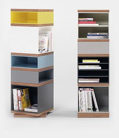 Totem, designed by Vincent van Duysen. Perfect cabinet for home (or any other) office.