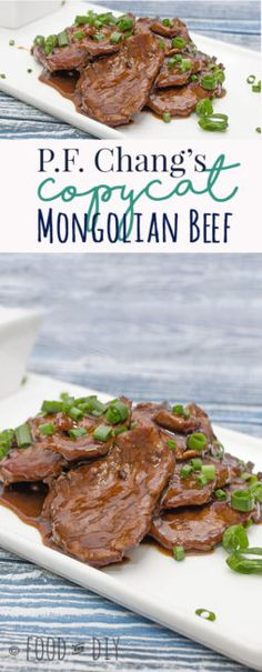 Skip the takeout and try this P.F. Chang's Copycat Mongolian Beef! So good you'll wonder why you haven't tried it before now!