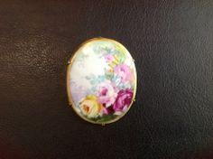 Liberty porcelain pin