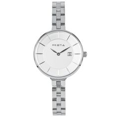 Dames horloge PRISMA PURIFY PLAIN SILVER Prisma ladies watch Model – P.1526 Sexe – Lady Movement – VX82 met datum Case size – 30 mm Case thickness – 7 mm Band – 8 mm Water resist – 30 meter Material – All Stainless Steel