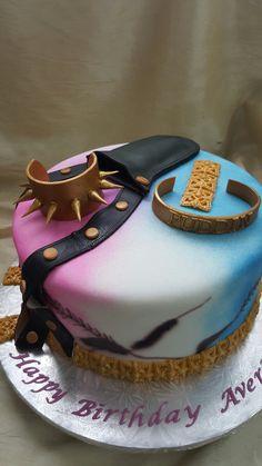 Flat Cake Holster