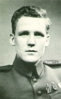 Kasper Idland MM (1918-1968) was a Norwegian resistance member during WWII. Idland joined the Norwegian military forces at Sviland on 9 April 1940, and participated in the battles at Dirdal. He was held as a prisoner of war by the Germans at Madla, but was later released. Idland was noted for his role in the Norwegian heavy water sabotage in 1943, as a member of the Gunnerside team. He was one of the saboteurs who entered the Vemork facility right after midnight 27/28 February.