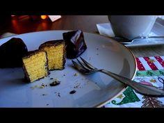 Klassische Baumkuchen Spitzen - Kölner Baumkuchen Rezept & Verarbeitung zu Spitzen - Kuchenfee - YouTube