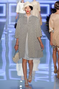 spring 2012 ready-to-wear  Christian Dior