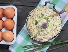 Awanturka - pasta jajeczna