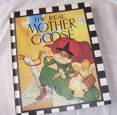 Quality reading for a 90's kid - great reading for a late 70s or early 80s kid, too.  My kids had this exact Mother Goose book back around 1981!