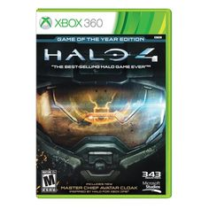 Halo 4: Game of the Year Edition (Xbox 360, 2013) *BRAND NEW*