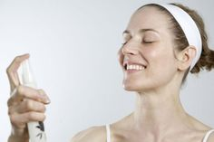 Beauty Recipe: A toning, calming, and redness-busting face mist