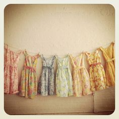 This website has the PERFECT floral bridesmaid dresses Sohomode — collections 2012