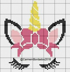 1 million+ Stunning Free Images to Use Anywhere Cross Stitch Alphabet, Cross Stitch Baby, Cross Stitch Animals, Cross Stitch Charts, Cross Stitch Designs, Cross Stitch Patterns, Cross Stitching, Cross Stitch Embroidery, Unicorn Cross Stitch Pattern