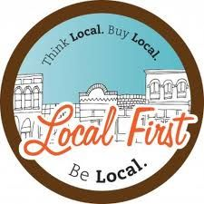 Buy local.  Be local.