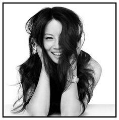 Lucy Liu by David Bailey