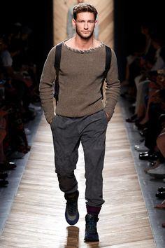 Wilhelmina Models: Parker Gregory for Bottega Veneta, MFW S/S '16 - See more at: wilhelminanews.com