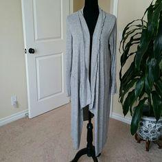 Long coat.. Brand new long coat.. very soft with pockets. Jackets & Coats