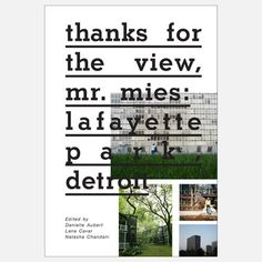 Thanks for the View, Mr. Mies, $19.50, now featured on Fab.