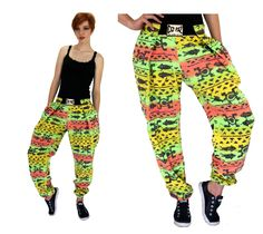 MC Hammer pants in the 80's.
